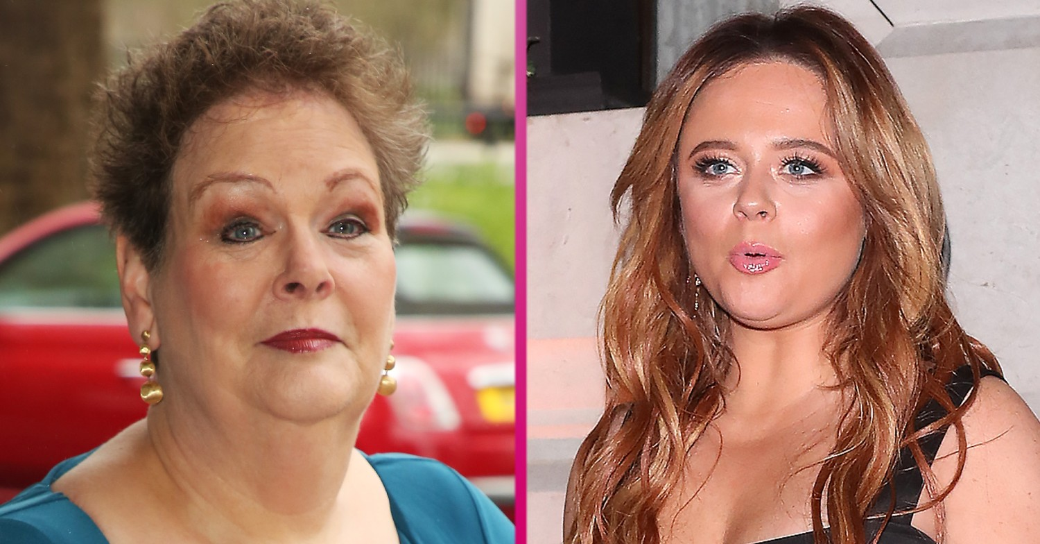 Anne Hegerty hits back after Emily Atack's sweet birthday tribute comes under fire
