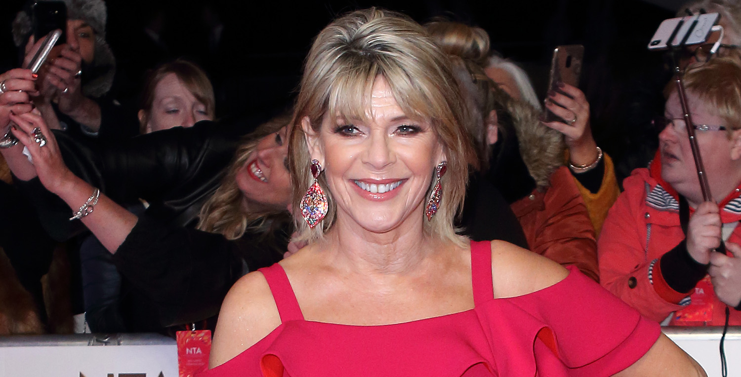 Ruth Langsford reveals beauty secret behind her famous hairdo
