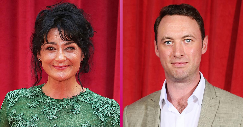 Emmerdale star Natalie J Robb reveals ALL the details on romance with co-star Jonny McPherson