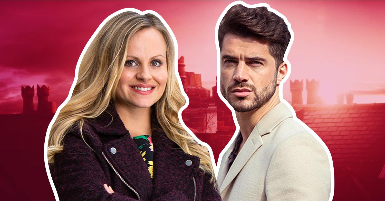 Coronation Street SPOILERS: Sarah catches Adam 'cheating'