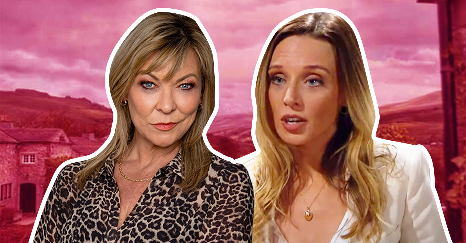 Emmerdale SPOILERS: Kim to kill Andrea as she is blackmailed?