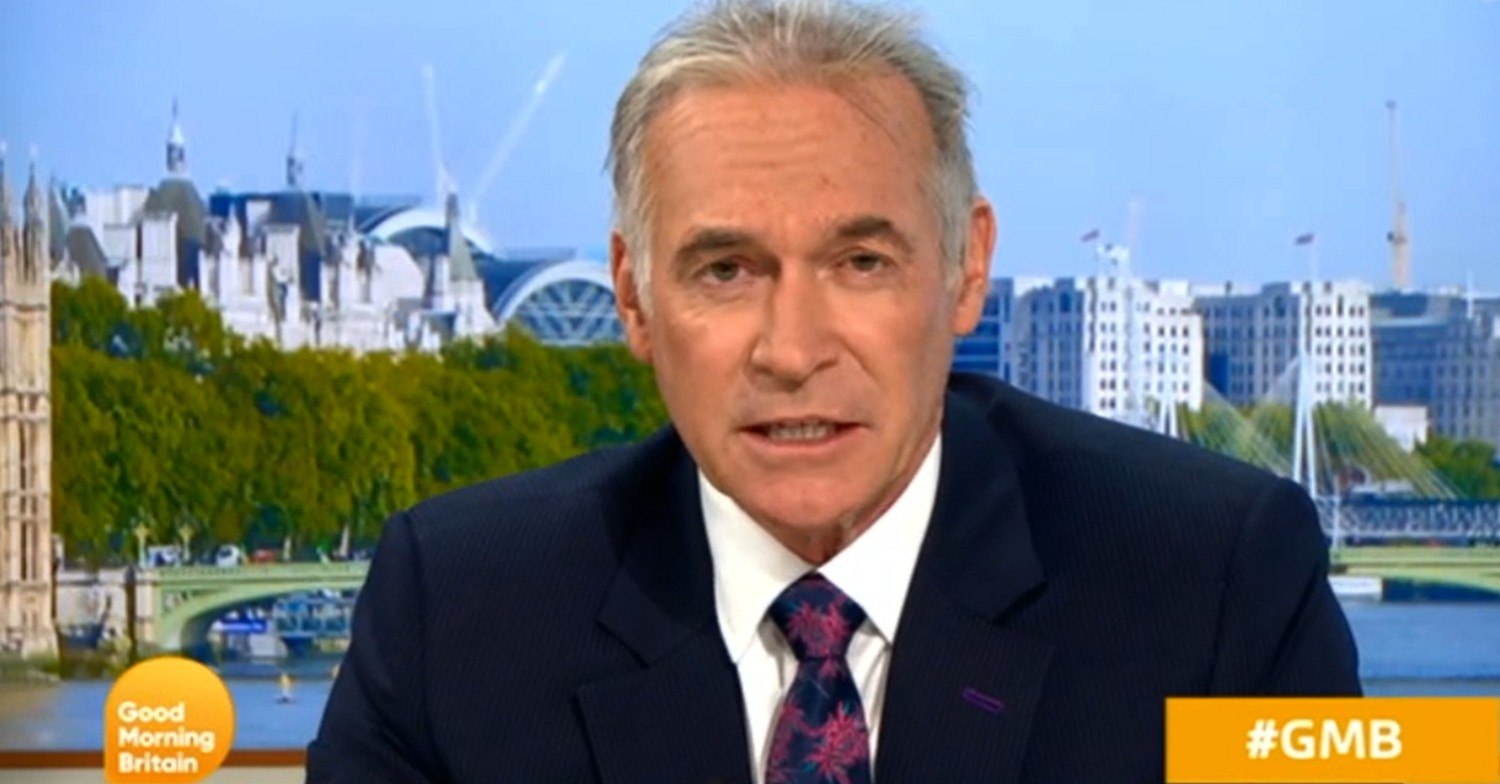 Good Morning Britain's Dr Hilary confirms he's taking a break next week