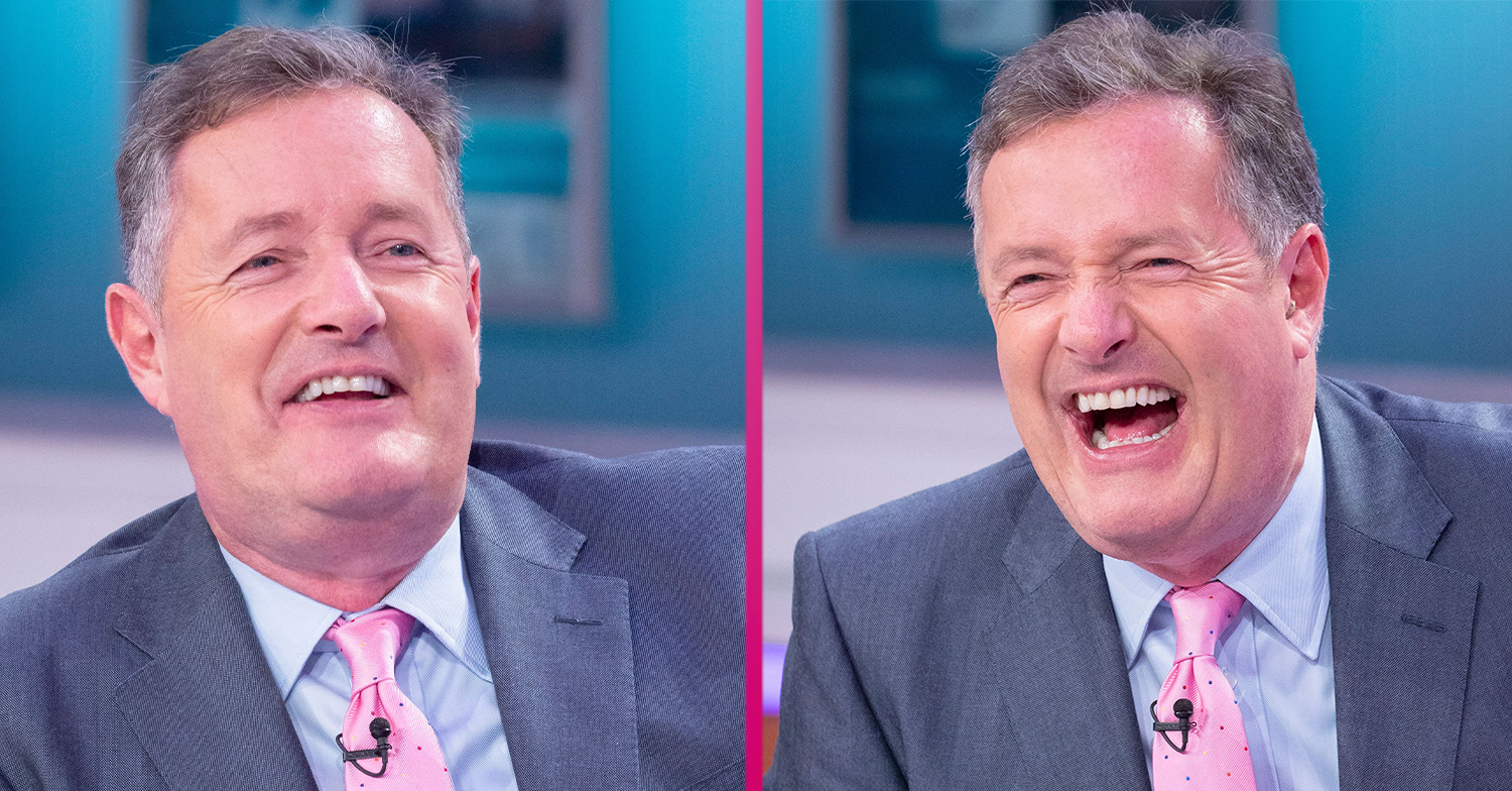 Piers Morgan disappoints fans and foes with news of new book Wake Up
