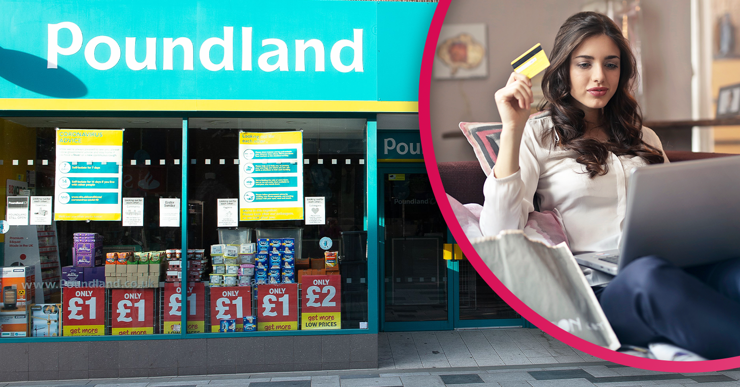 Poundland announces major changes in store and reveals plans to trial online shopping