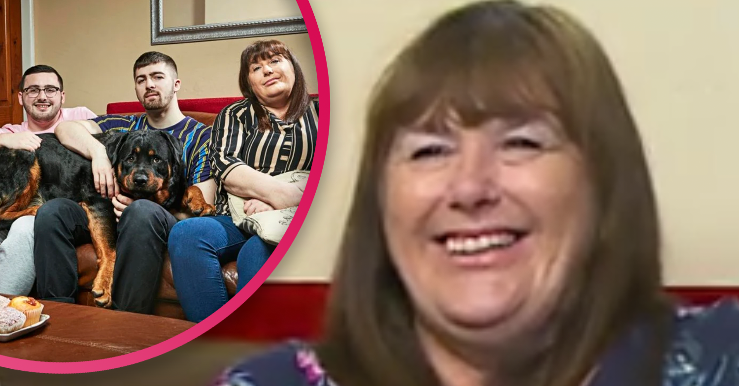 Gogglebox fave Julie Malone treats grandson to handmade gift after welcoming newborn