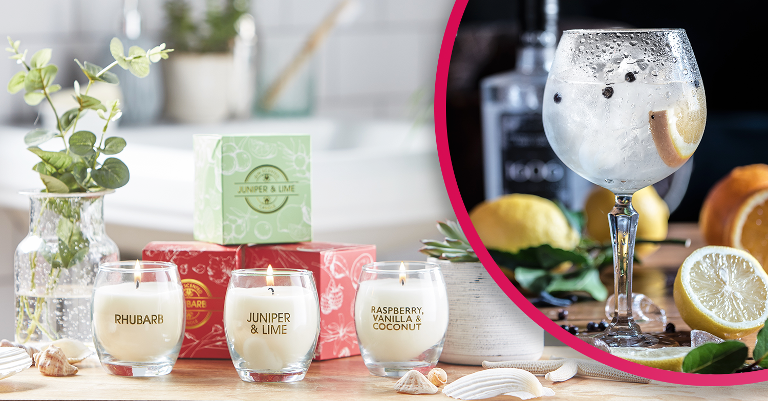 Aldi launches a range of candles that smell just like your favourite G&T