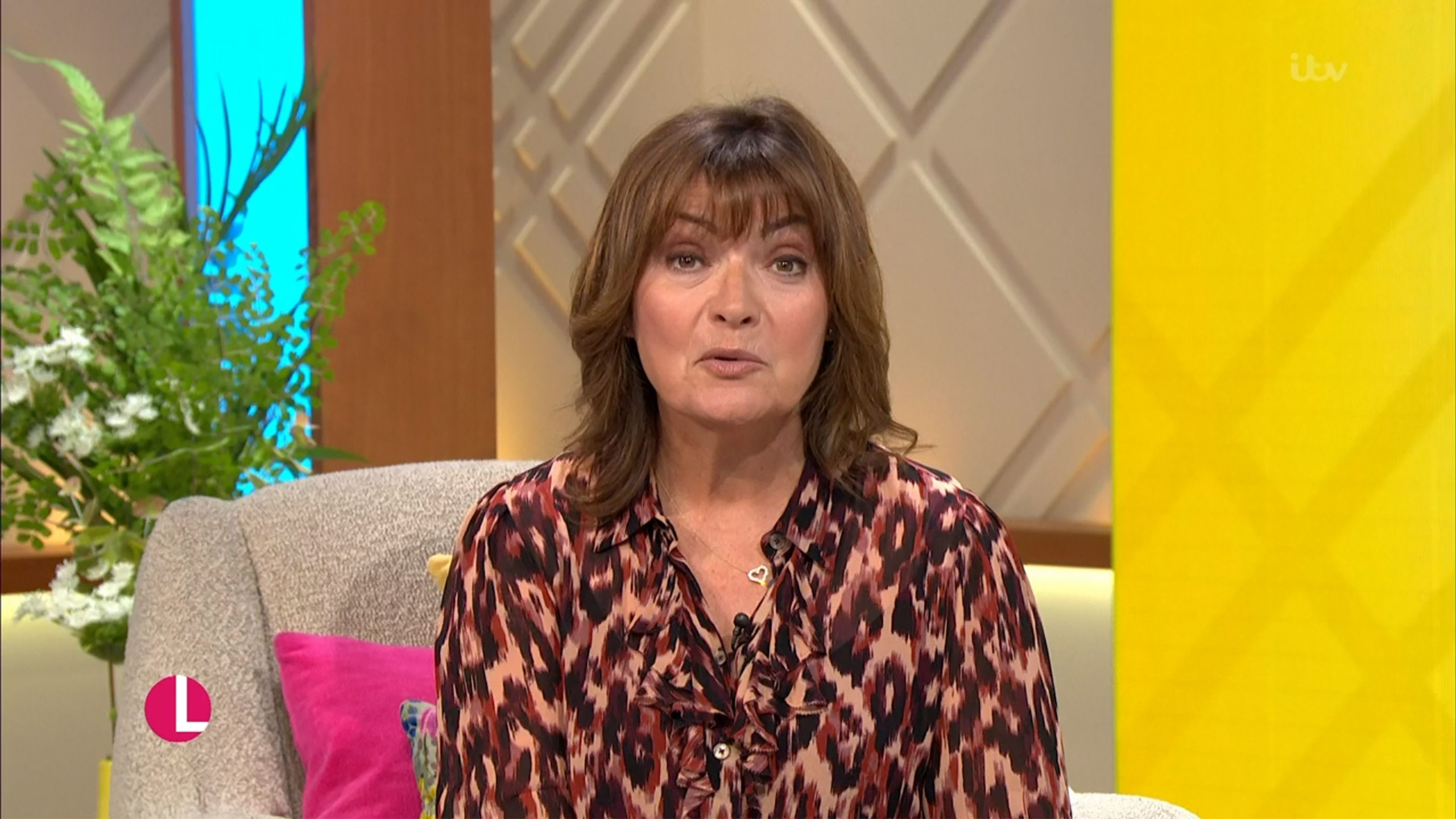 Lorraine to be replaced by Andi Peters and Christine Lampard during summer break
