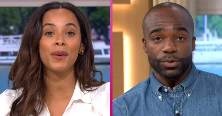 Rochelle and Ore on This Morning