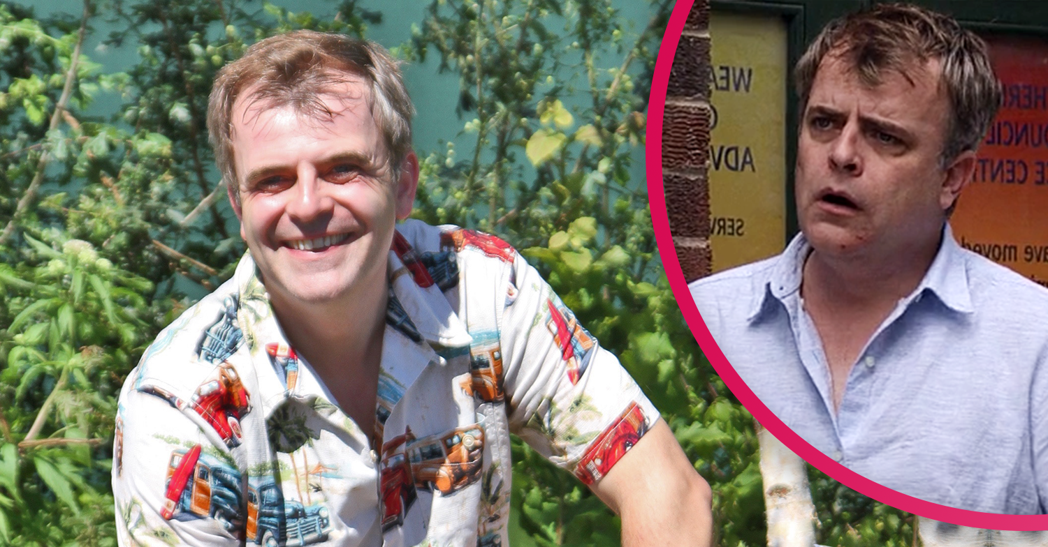 Coronation Street star Simon Gregson leaves fans in stitches with 'new summer look'