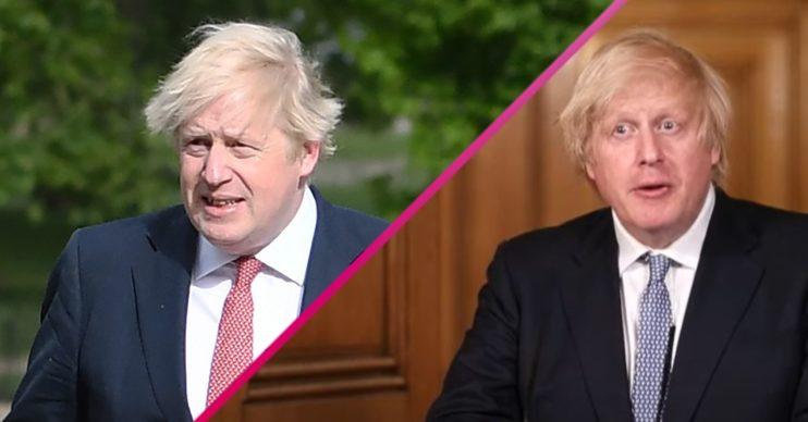 Boris Johnson, PM