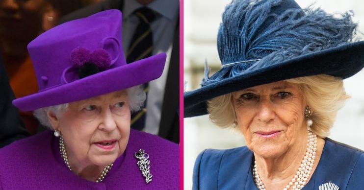 Queen Camilla birthday