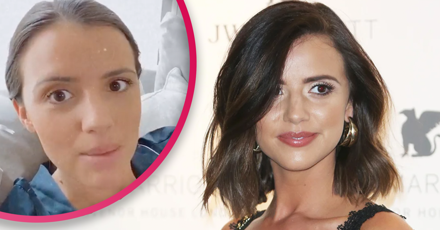 Lucy Mecklenburgh weight loss secrets revealed - how new mum lost four stone in four months