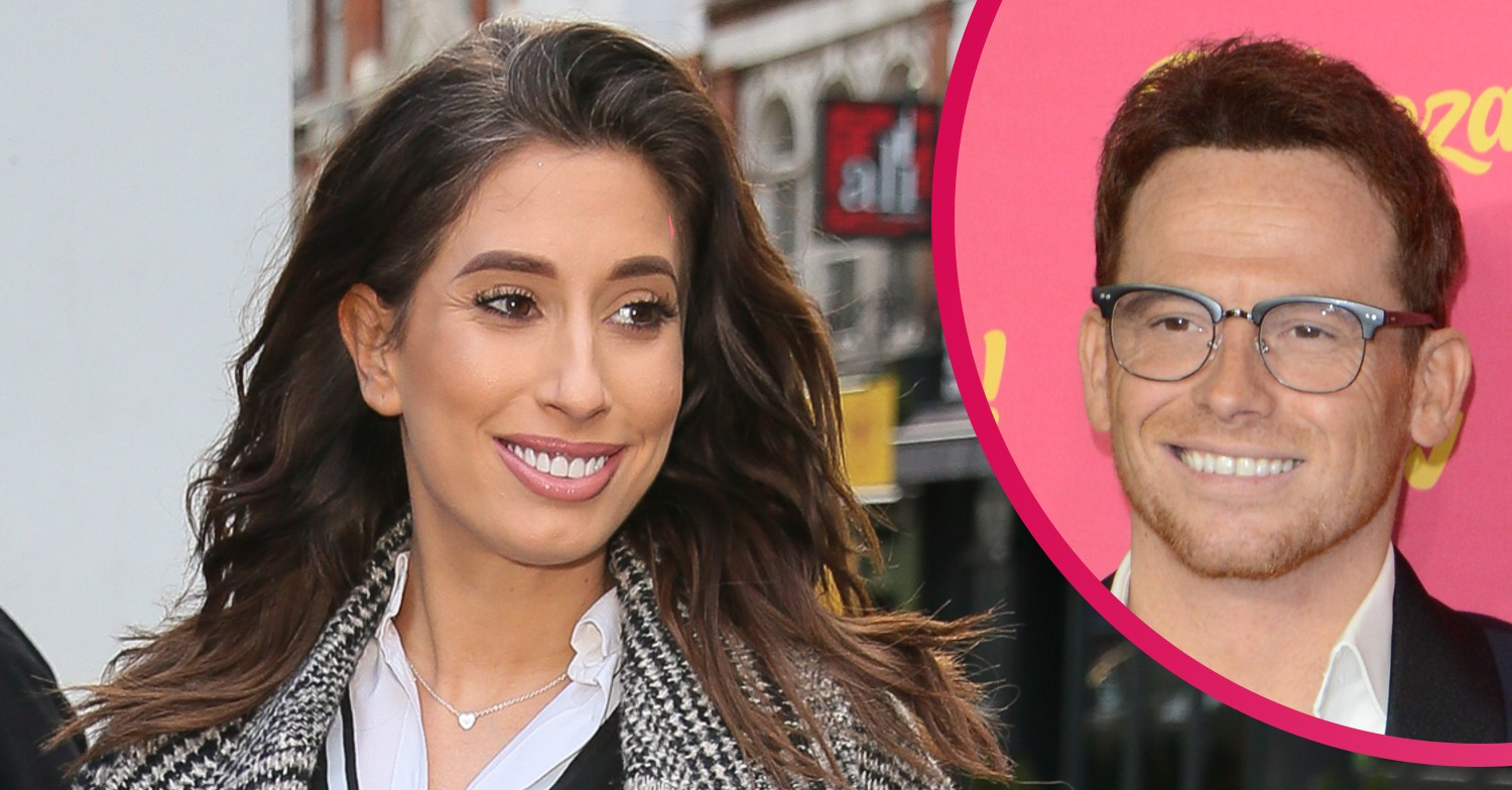Stacey Solomon says Joe Swash 'is on a mission to make her pregnant' during mini-break