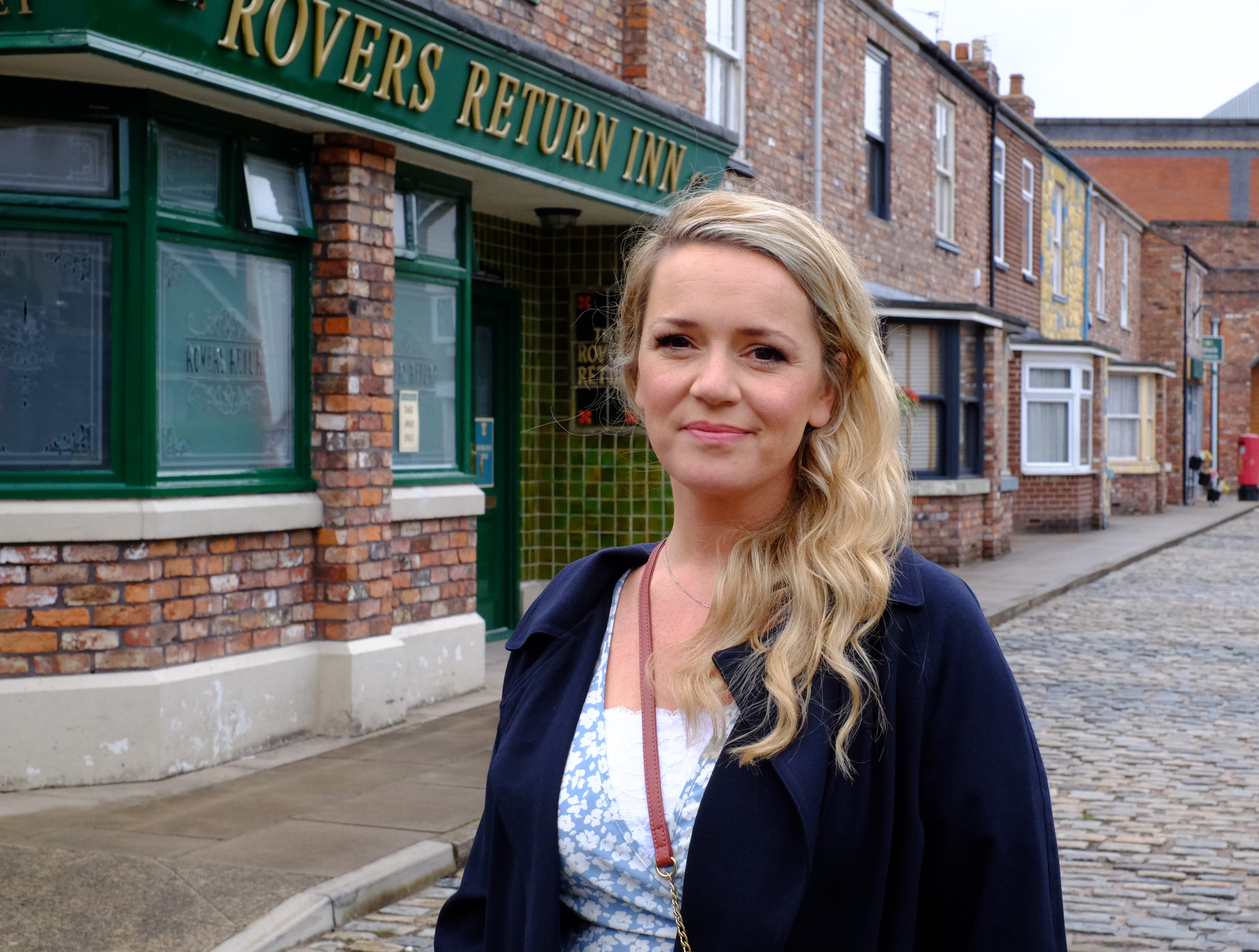 Rachel Leskovac is returning to the cobbles
