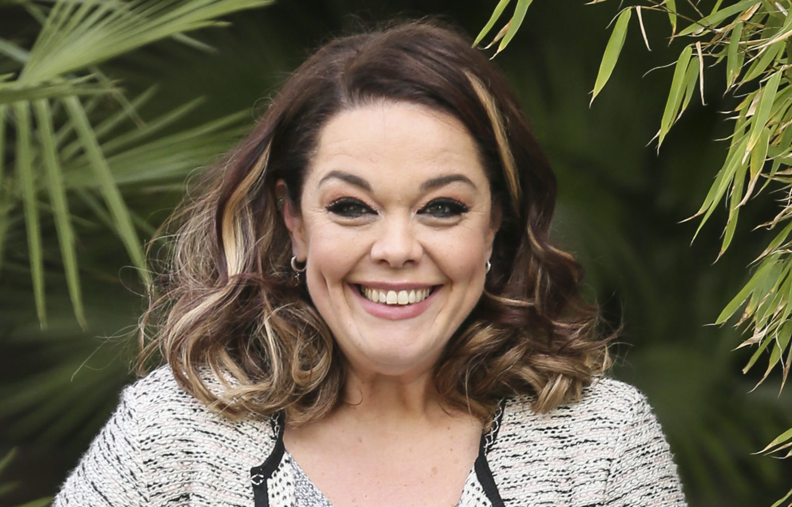 Emmerdale's Lisa Riley posts throwback picture showing huge weight loss transformation