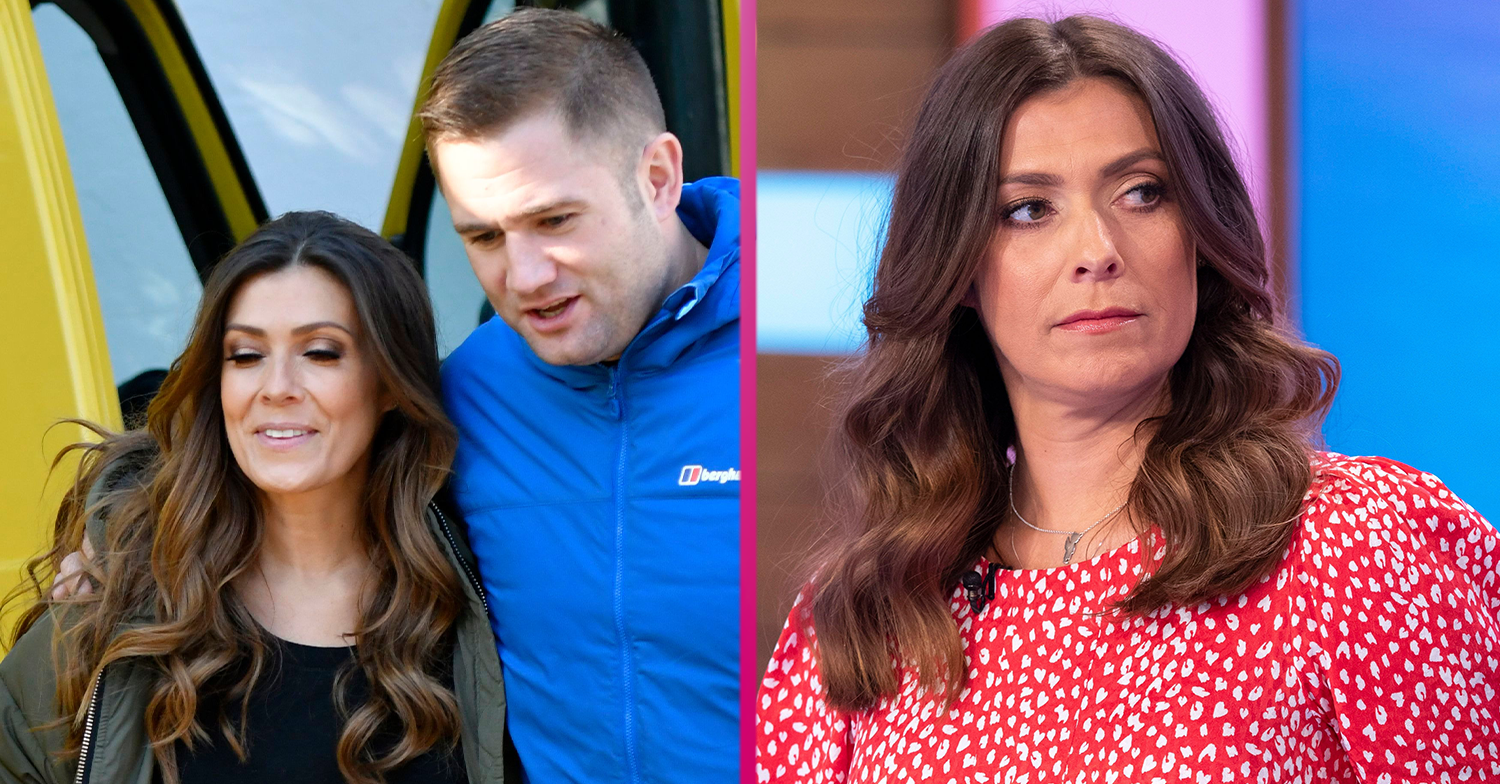 Kym Marsh defended by fans after her boyfriend is mistaken for son