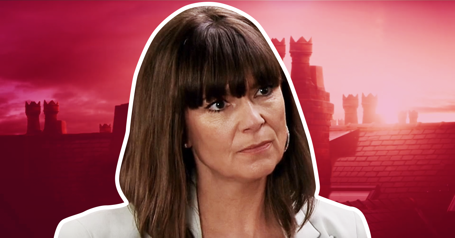 Coronation Street actress Stirling Gallacher hints viewers will see more of Paula