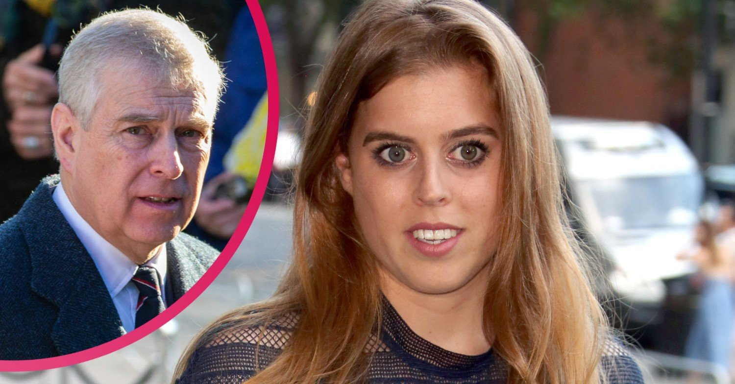 Princess Beatrice 'isolated with Prince Andrew so he could walk her down the aisle'