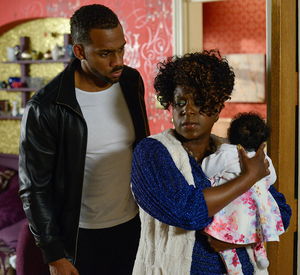 When is Kim coming back to EastEnders