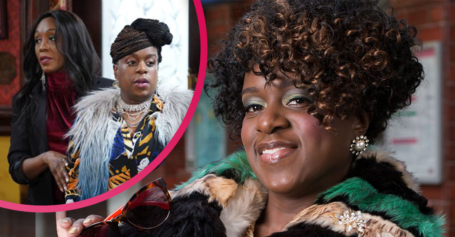 When is Kim coming back to EastEnders? Tameka Empson returns to Albert Square tonight