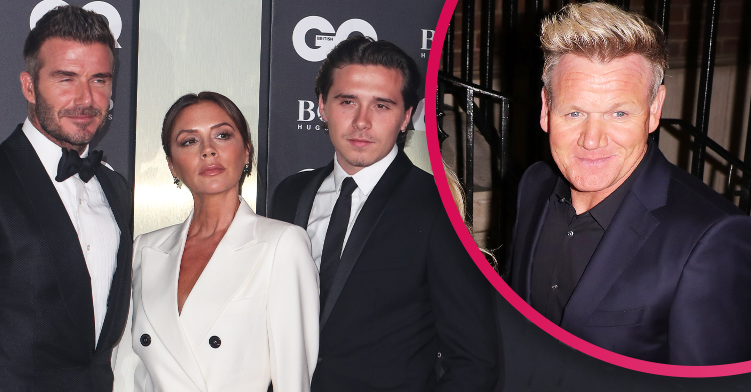 Gordon Ramsay is 'top choice' to be in charge of Brooklyn Beckham's wedding breakfast
