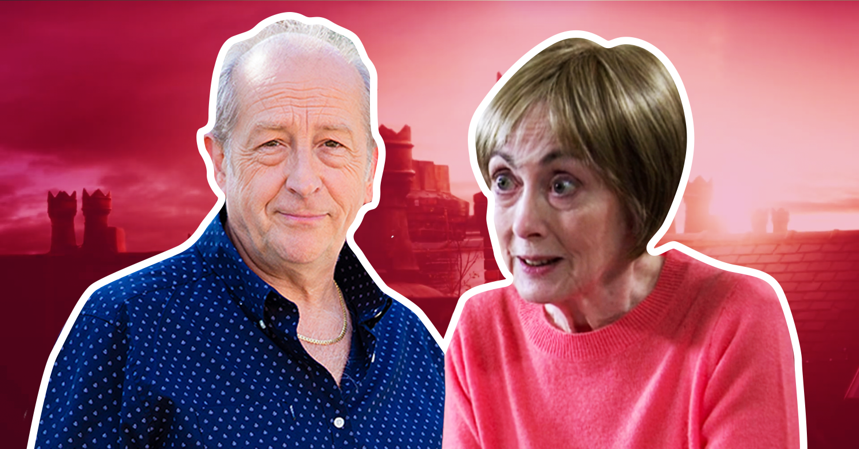 Coronation Street SPOILERS: Geoff to 'get rid' of Elaine in sickening twist