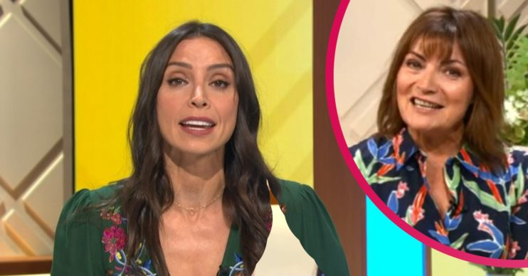 Christine Lampard replaces Lorraine Kelly