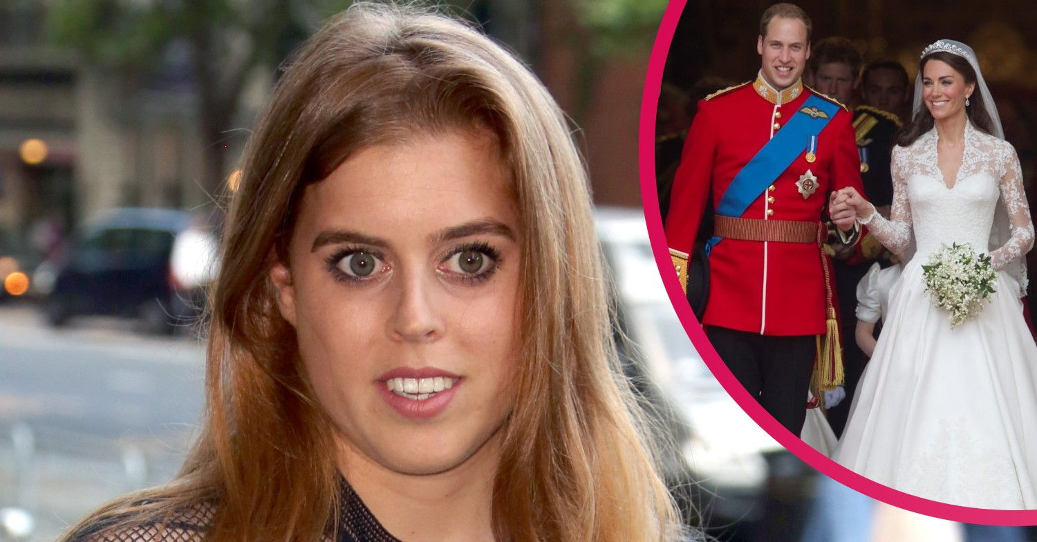 Princess Beatrice's wedding tribute to Prince William and Kate Middleton revealed