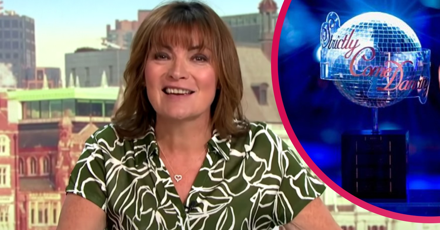 Lorraine Kelly 'tipped for Strictly Come Dancing' by Kate Garraway and Christine Lampard