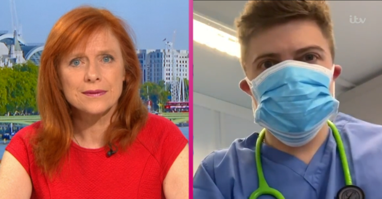 GMB's Dr Sarah Jarvis clears up face mask confusion
