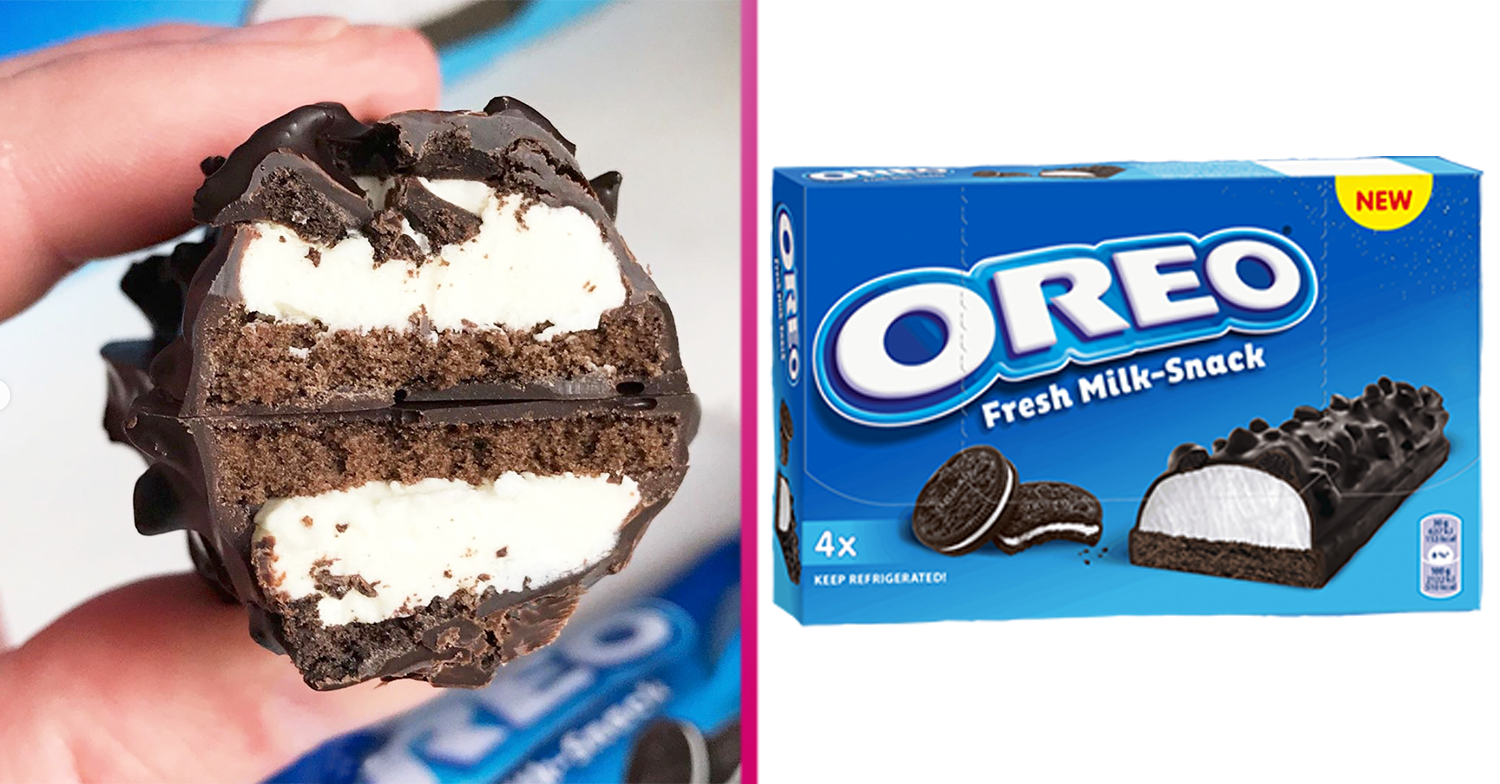 New Oreo cake bar launches at Poundland and Brits are 'intrigued'