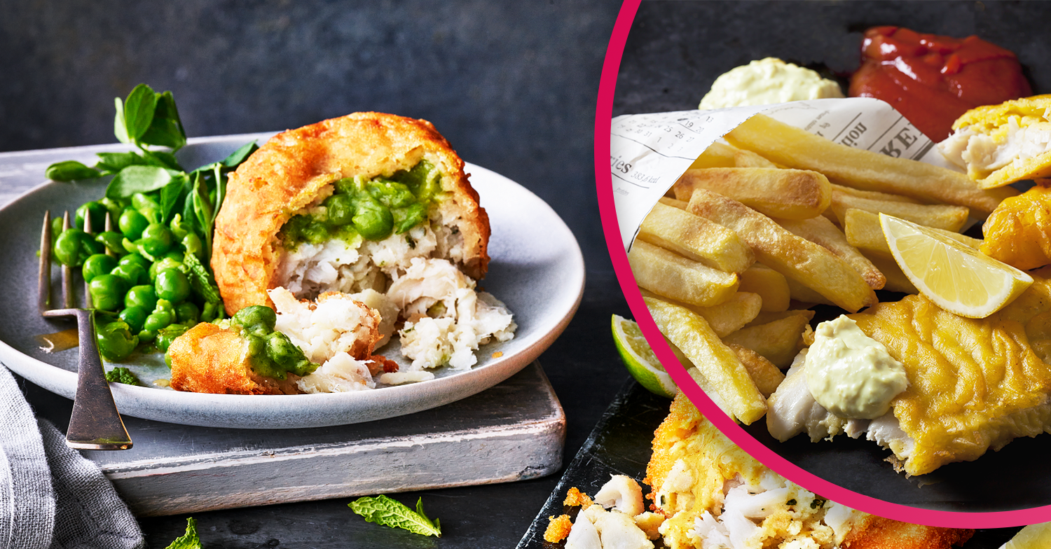 M&S launches battered mushy pea fishcakes for that authentic chip shop experience