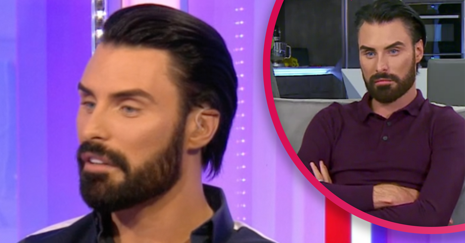 The One Show: Rylan Clark-Neal hits back at troll who mocked his accent