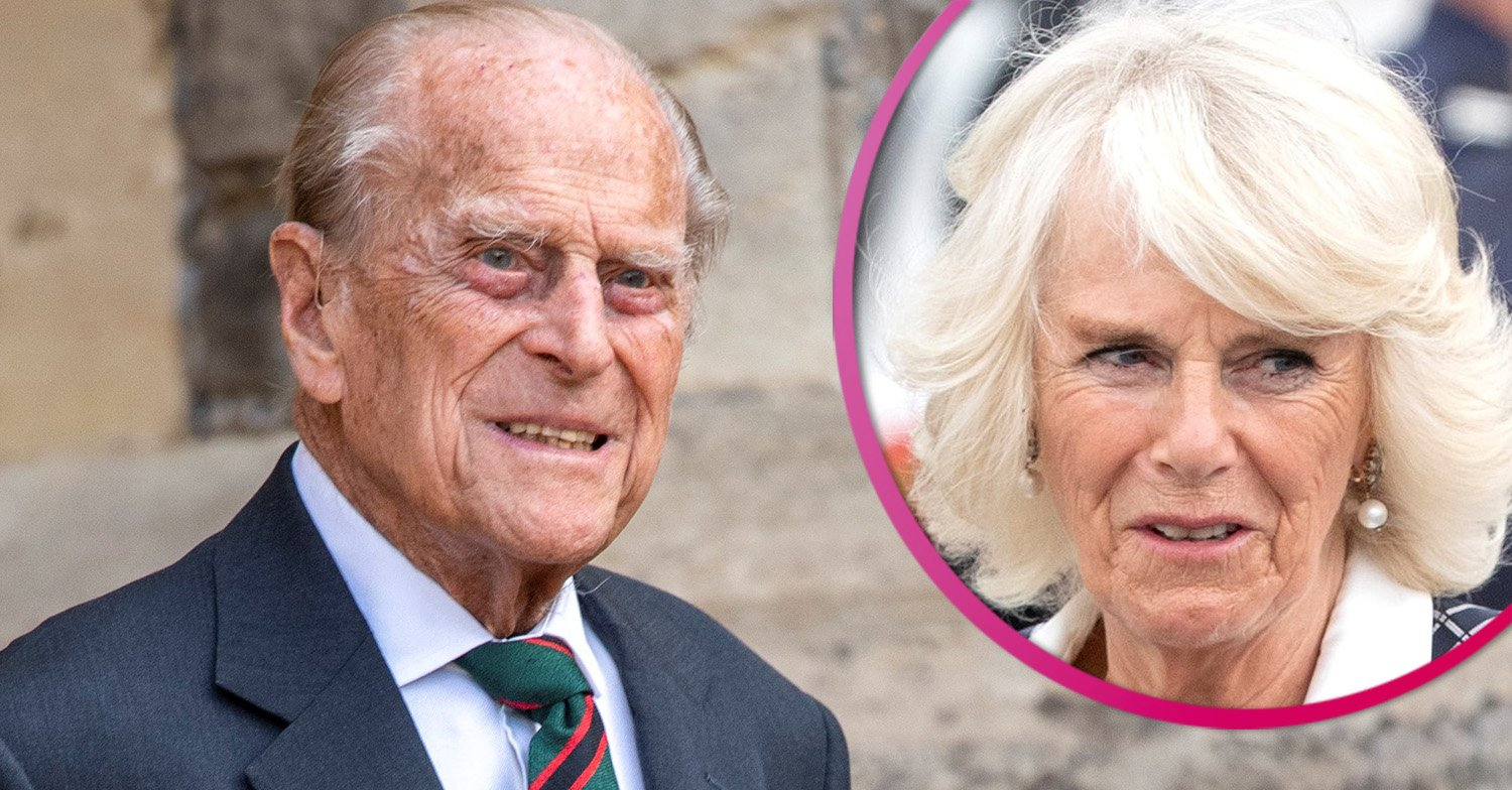 Prince Philip looks well as he steps out of retirement to attend royal engagement with Camilla