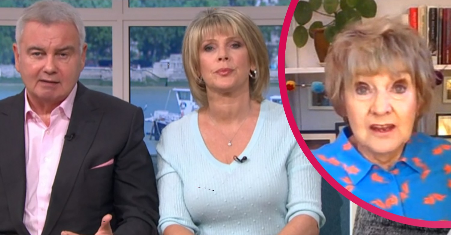 This Morning: Deirdre Sanders' appearance distracts viewers