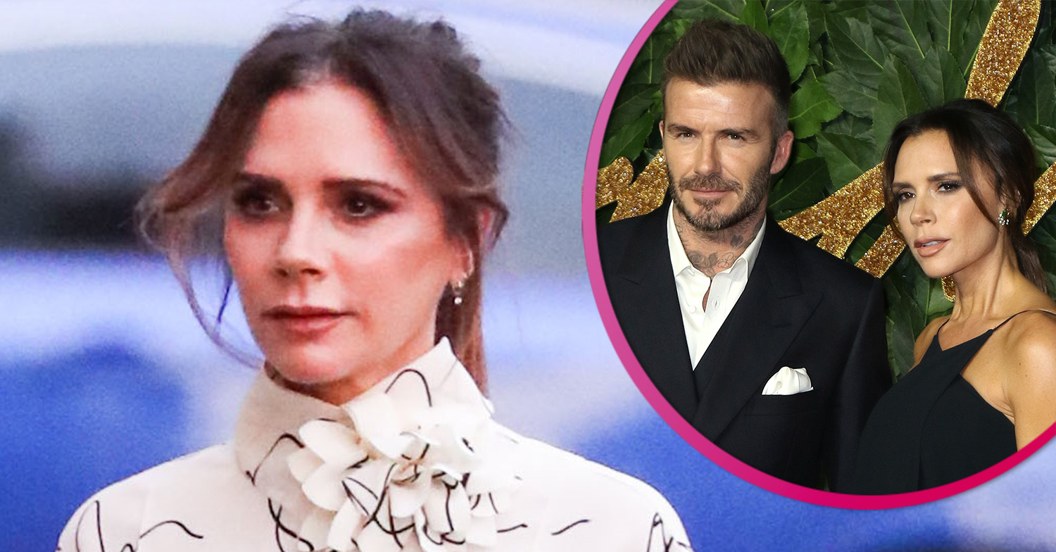 Victoria Beckham shows off glowing tan in bikini photo as she enjoys family holiday