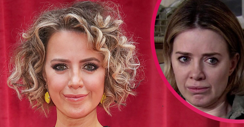 Coronation Street star Sally Carman stuns on night out
