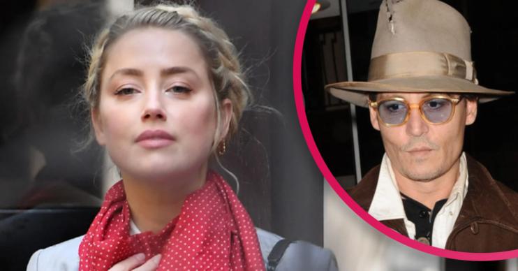 Amber Heard Johnny Depp court case