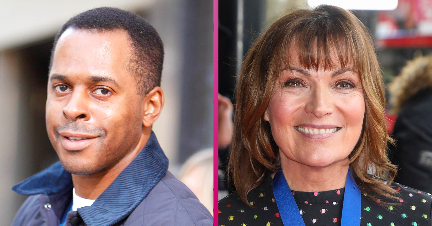 Andi Peters confirms he's replacing Lorraine Kelly – before making huge blunder on GMB