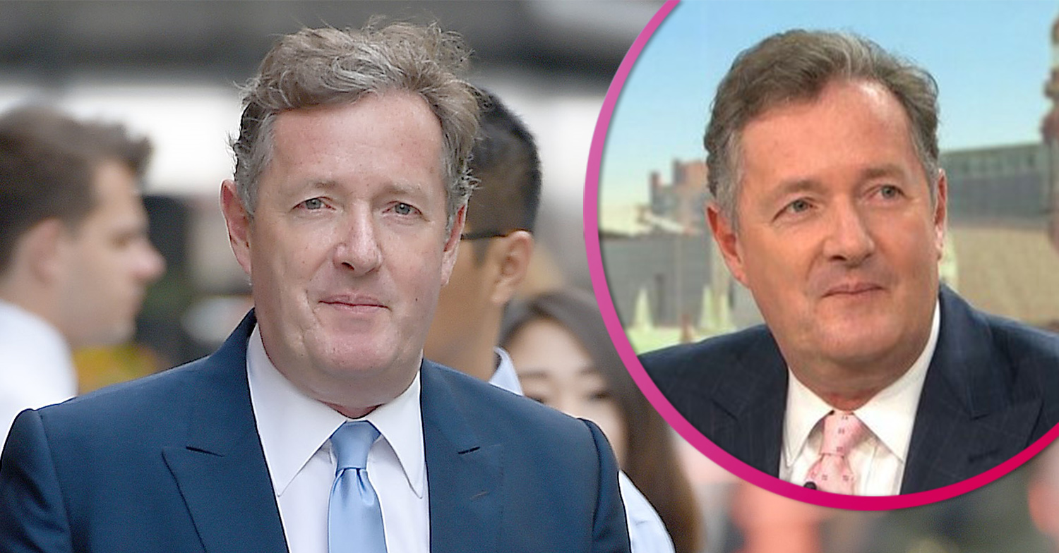 Piers Morgan divides fans as he shows off 'new look' on France holiday