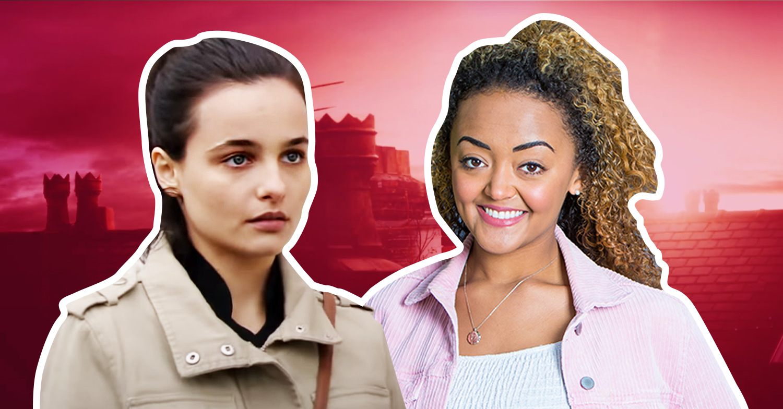 Coronation Street fans predict romance for Alina and Emma
