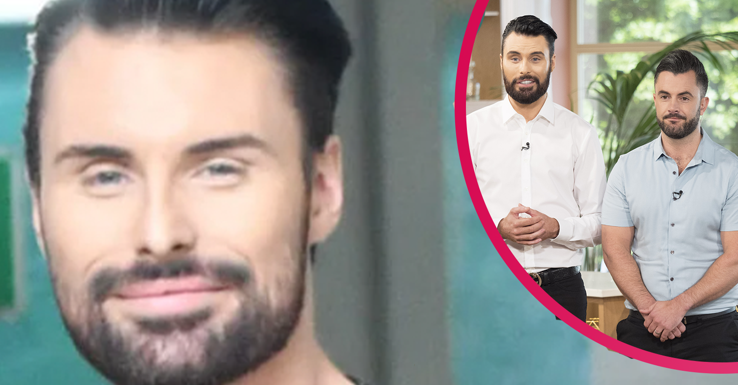 Rylan Clark-Neal fans mistake stepson Cameron for his husband in new snap