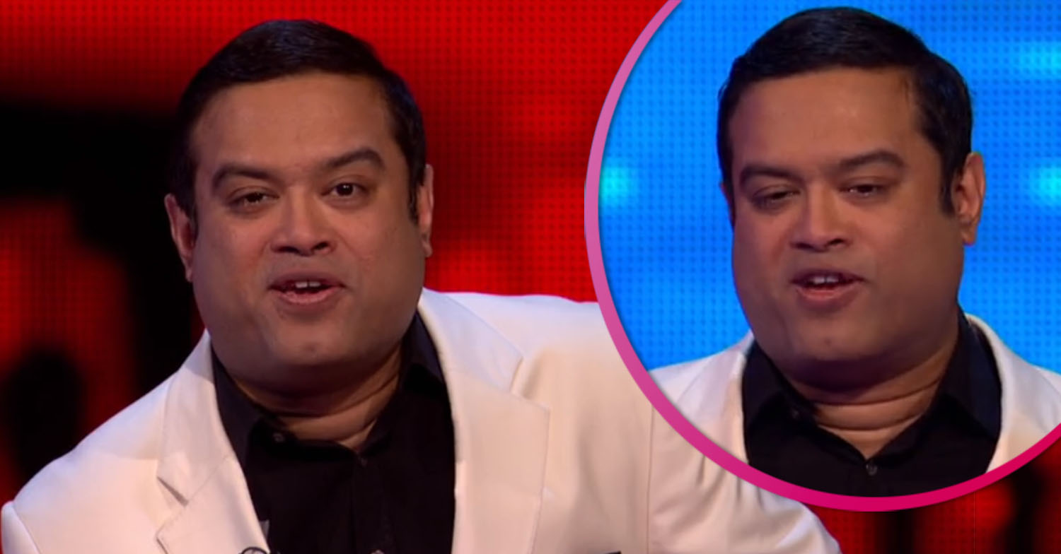 Paul Sinha hits back as The Chase viewers ridicule him over awkward blunder