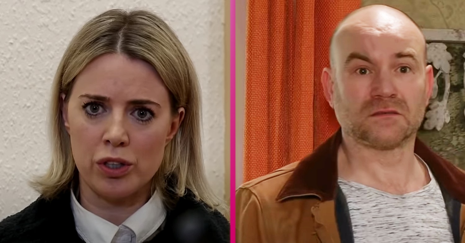 Coronation Street's Joe Duttine says romance for Tim and Abi would be a disaster