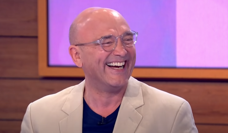 Gregg Wallace on Loose Women