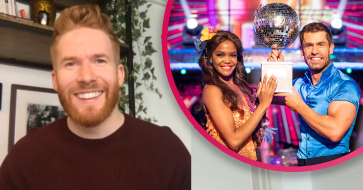 Neil Jones Strictly