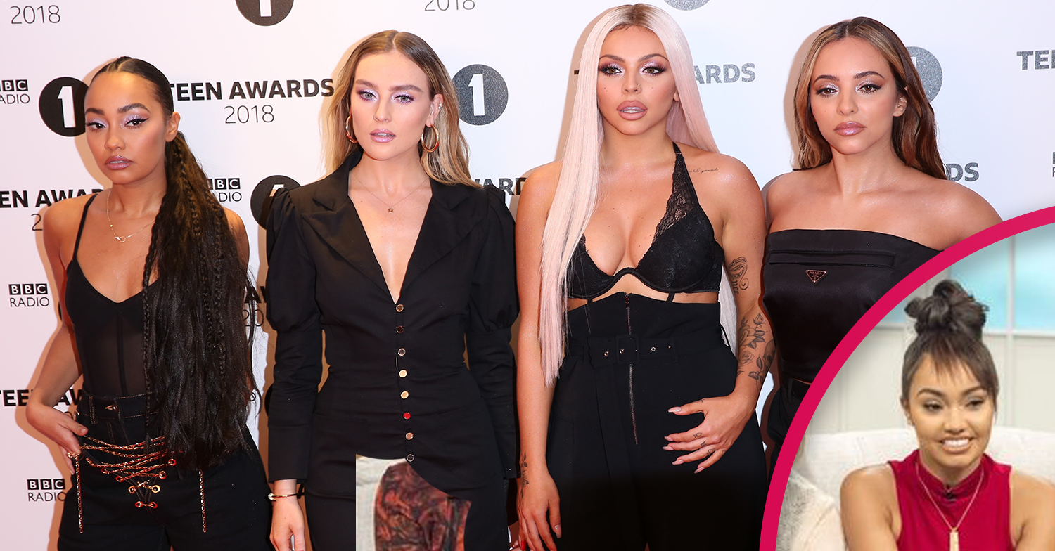 Little Mix discuss new TV show and Leigh-Anne's surprise engagement on Lorraine