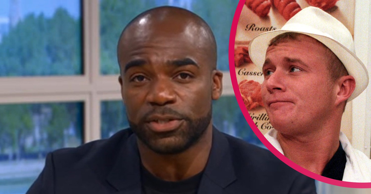 This Morning: Coronation Street star Steven Arnold looks unrecognisable