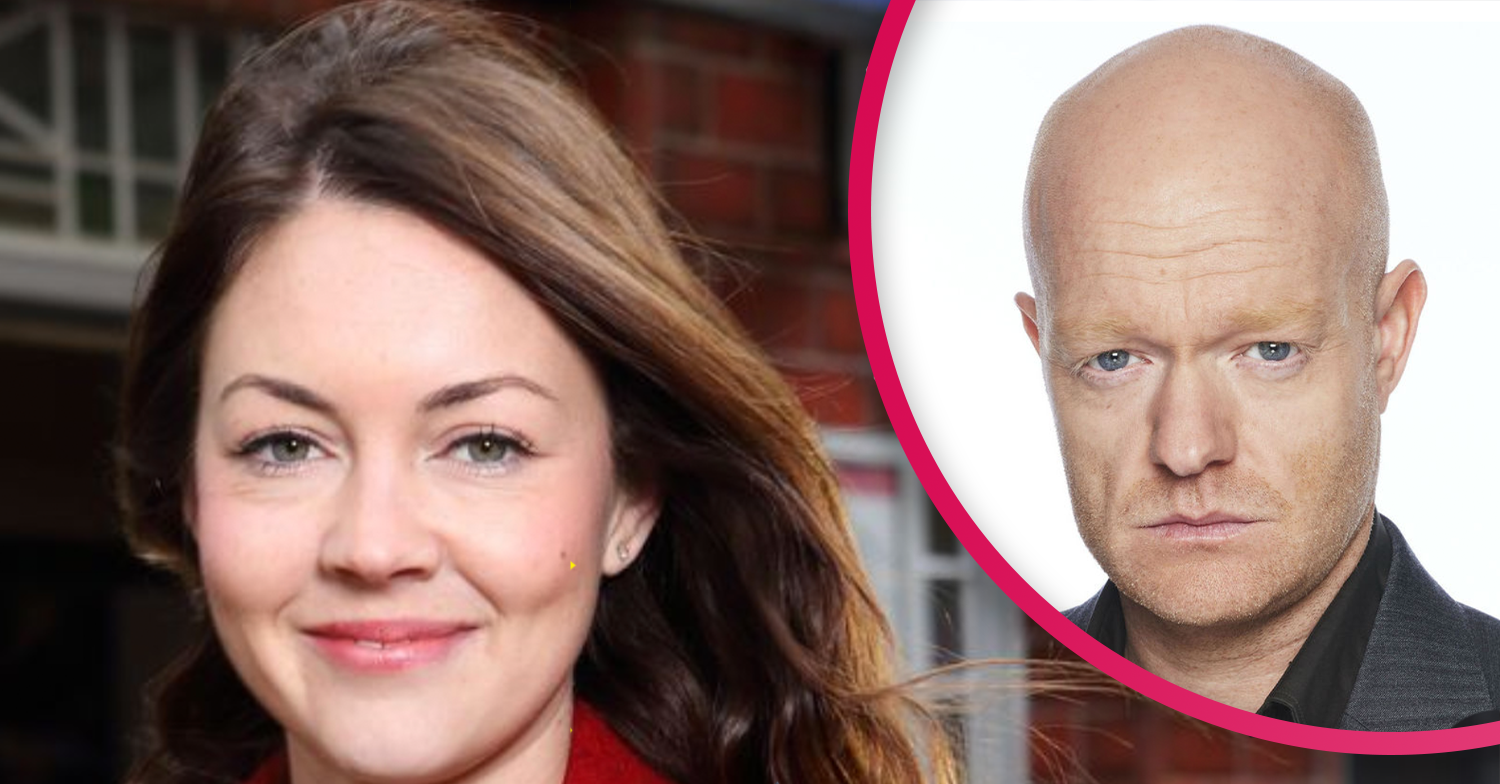 EastEnders: Max and Stacey affair reveal episode to re-air next month