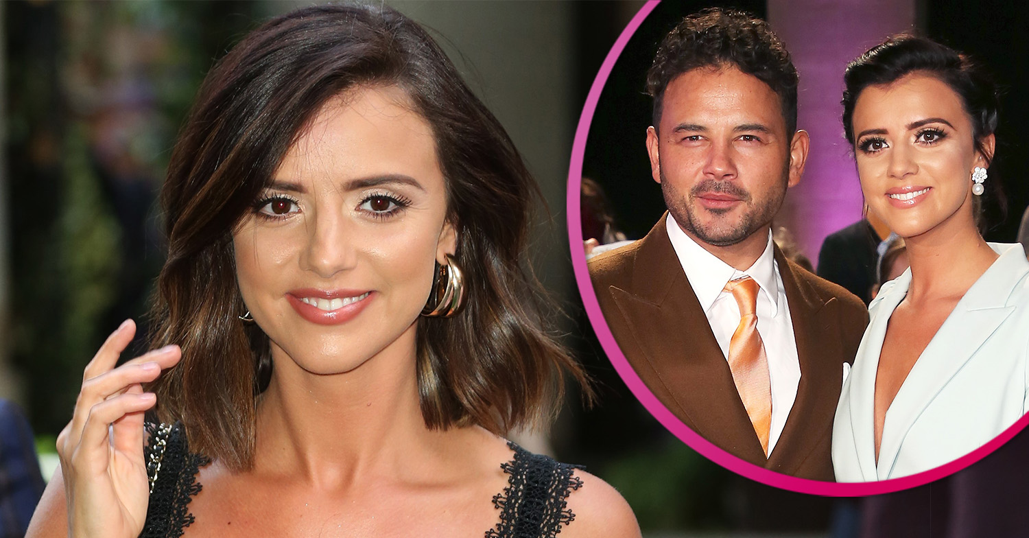 Lucy Mecklenburgh and Ryan Thomas dress up for first date night after welcoming son